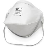 Dentec Safety N95 Flat-Fold Disposable Respirators, 20 per Box