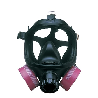 Dentec Safety Comfort-Air Purifying Full Facepiece Assembly, Neoprene