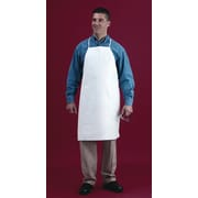 "Keystone Disposable Keyguard Aprons, White, 28"" x 46"", 100/Case"