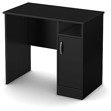 South Shore Axess Compact Desk, Black