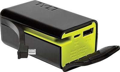 TYLT Micro-USB Powerplant Portable Battery Pack, Micro-USB
