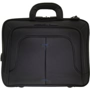"Eco Style Tech Pro Blue EVA/Nylon Top Load Checkpoint Friendly Carrying Case for 16.1"" Laptop (ETPR-BL15-CF)"