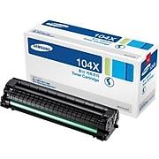 Samsung MLT-D104X Black Standard Yield Toner Cartridge (SU755A)