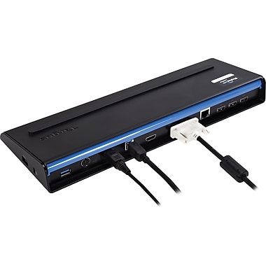 Targus® USB 3.0 Laptop Docking Station Station with Power
