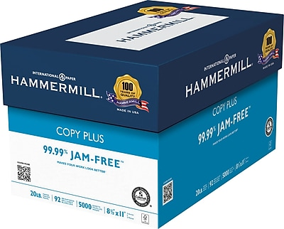 Hammermill Copy Plus Copy Paper, 8-1/2