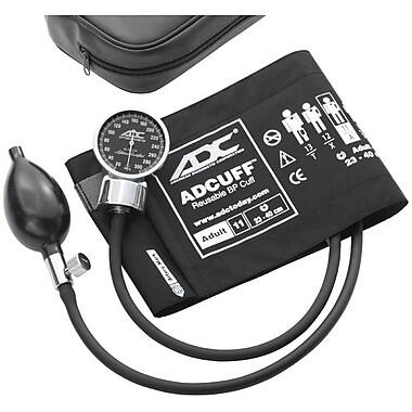 Aneroid Sphygmomanometer, Adult, Black