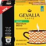 Gevalia Single Serve; Signature Blend Coffee, Decaffeinated,