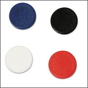 MasterVision® Super Magnets 3/4 Assorted Colors, 10 ct