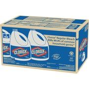 Clorox® Regular Bleach, 3 pack, 182 ounces each