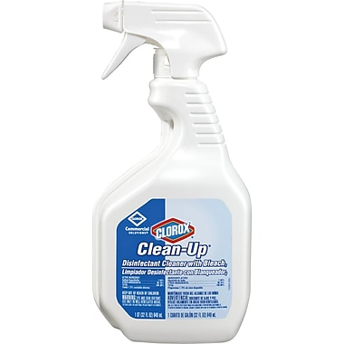 Clorox® Clean-Up® Disinfectant Cleaner With Bleach, 32 oz.