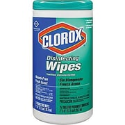 Clorox Disinfecting Wipes, 75 Count, Assorted Scents