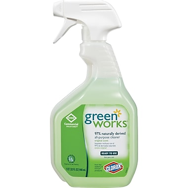 Clorox® Green Works® All-Purpose Cleaner, Original Scent, 32 oz.
