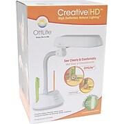 OttLite® Refresh Table Lamp, White