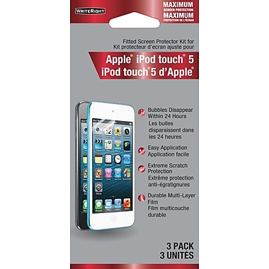 Fellowes® WriteRight Apple iPod Touch 5 Maximum Screen Protector