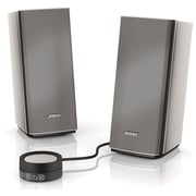 Bose® Companion® 20 Multimedia Speaker System, Silver