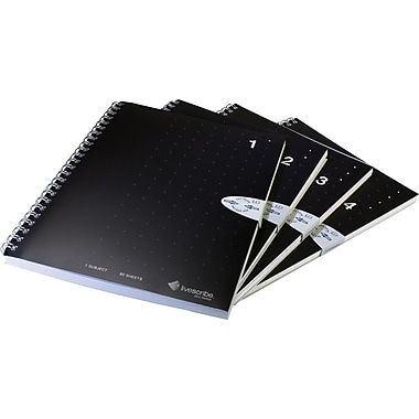 livescribe™ A5 Single Subject Notebooks