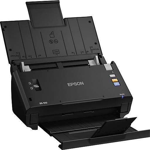 Epson WorkForce® DS-510 Color Document Scanner