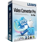 Leawo Video Converter Pro for Mac (1 User) [Download]
