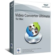 Wondershare Video Converter Ultimate for Mac (1 User) [Download]