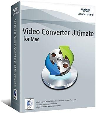 Wondershare Video Converter Ultimate for Mac (1 User) [Download]