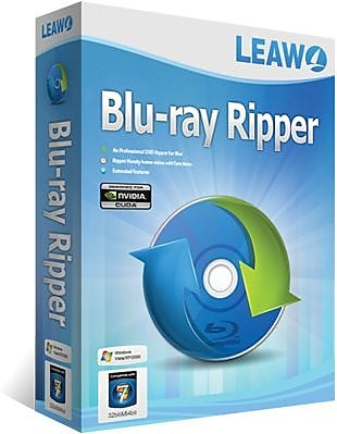 Leawo Blu-ray Ripper for Windows (1 User) [Download] 271509