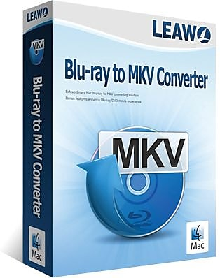 Leawo Blu-ray to MKV Converter for Mac (1 User) [Download] 271513