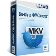 Leawo Blu-ray to MKV Converter for Mac (1 User) [Download]