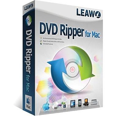 Leawo – Extracteur DVD pour Mac (1 utilisateur) [Téléchargement]
