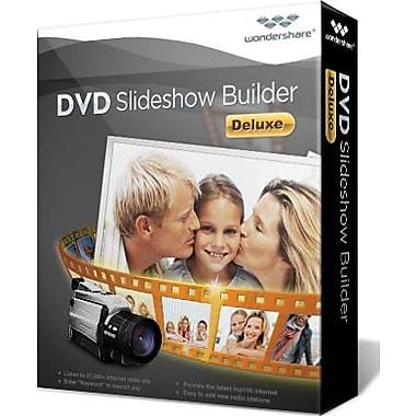 Wondershare – DVD Slideshow Builder Deluxe pour Windows (1 utilisateur) [Téléchargement]
