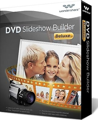 Wondershare DVD Slideshow Builder Deluxe for Windows (1 User) [Download]