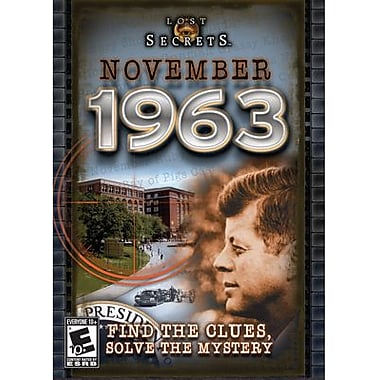 Encore Lost Secrets: November 1963 for Windows (1 User) [Download]