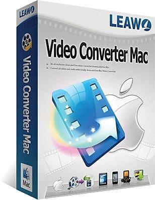 Leawo Video Converter for Mac (1 User) [Download]