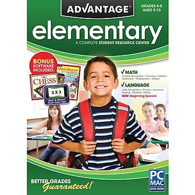 Encore Elementary Advantage for Windows (1 User) [Download]