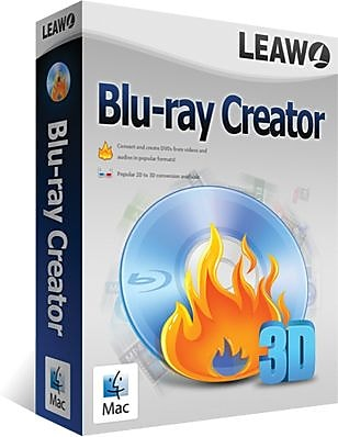 Leawo Blu-ray Creator for Mac (1 User) [Download] 271507