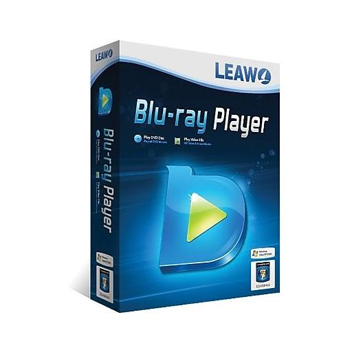 Leawo Blu-ray Player for Windows (1 User) [Download]