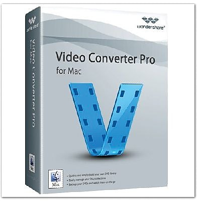 Wondershare Video Converter Pro for Mac (1 User) [Download]