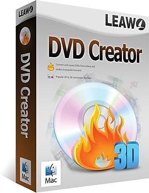 Leawo DVD Creator for Mac (1 User) [Download]