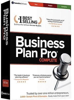 Business Plan Pro® Complete [Download]