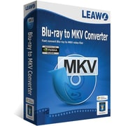 Leawo Blu-ray to MKV Converter for Windows (1 User) [Download]