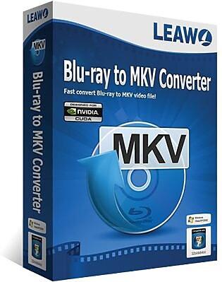 Leawo Blu-ray to MKV Converter for Windows (1 User) [Download]