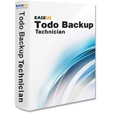 EaseUS Todo Backup Technician for Windows (1 User) [Download]