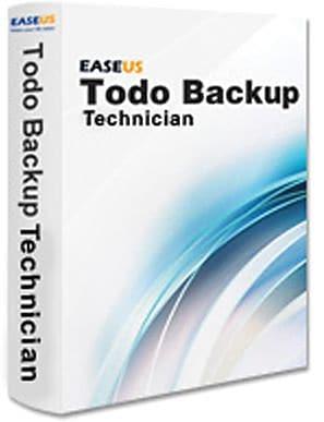 EaseUS Todo Backup Technician for Windows (1 User) [Download]