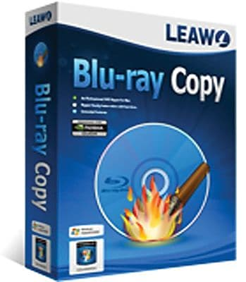 Leawo Blu-ray Copy for Windows (1 User) [Download] 271504