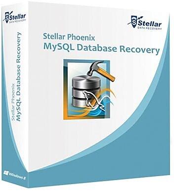 Stellar Phoenix MySQL Database Recovery for Windows (1 User) [Download]