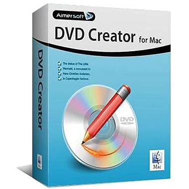 Aimersoft DVD Creator for Mac (1 User) [Download]