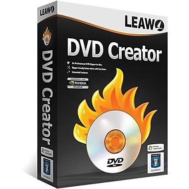 Leawo – Créateur DVD pour Windows (1 utilisateur) [Téléchargement]