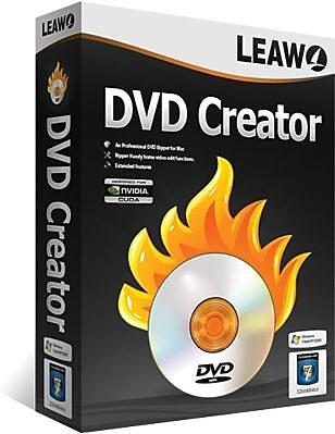 Leawo DVD Creator for Windows (1 User) [Download]