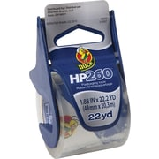 """Duck® HP260 Premium Packing Tape with Dispenser, 1.88"""" x 22.2 Yds, Clear (920352)"""