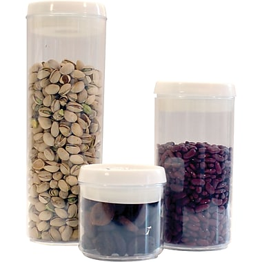 3-Piece Storage Jar Set