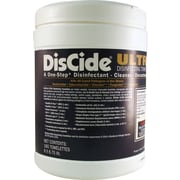 Dentec Safety DisCide Disinfecting Respirator Wipes